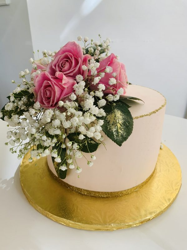 Wedding Cakes – Floral